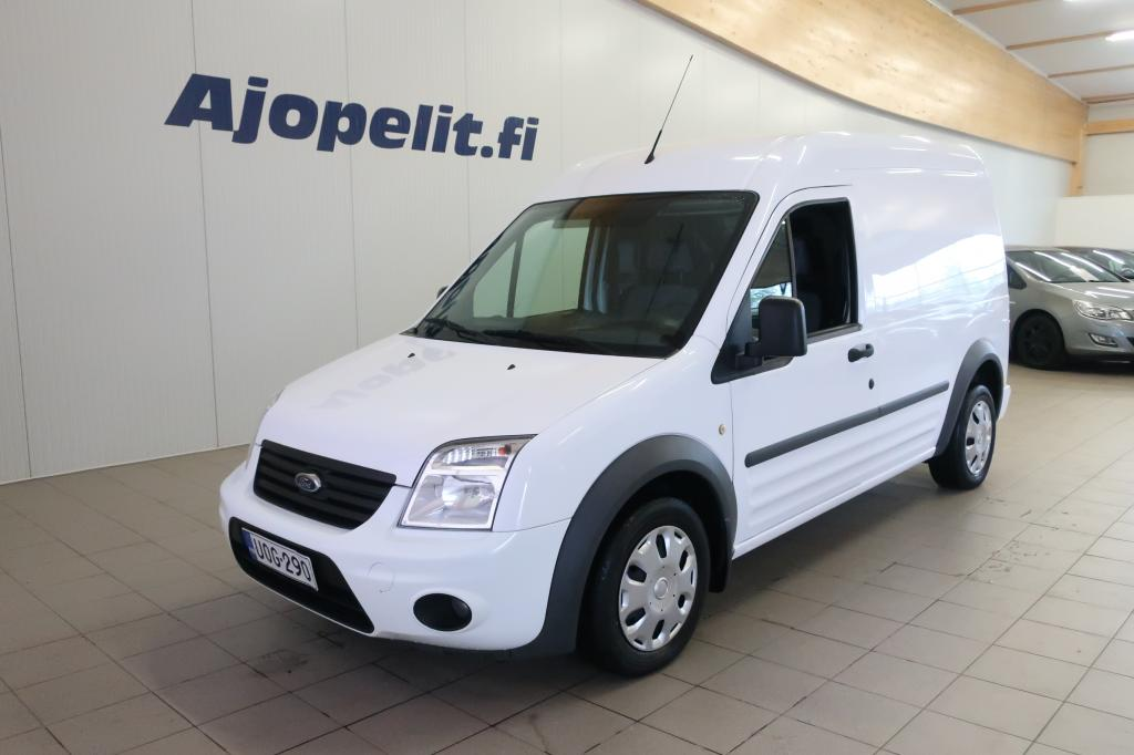 Ford Transit Connect, LWB 1, 8 TDCi 90hv DPF S5 Trend