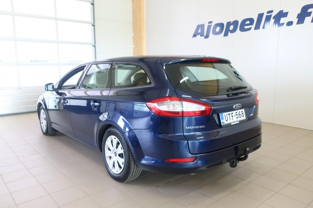 Ford Mondeo, 1, 6 TDCi 115hv ECOnetic Trend M6 Wagon