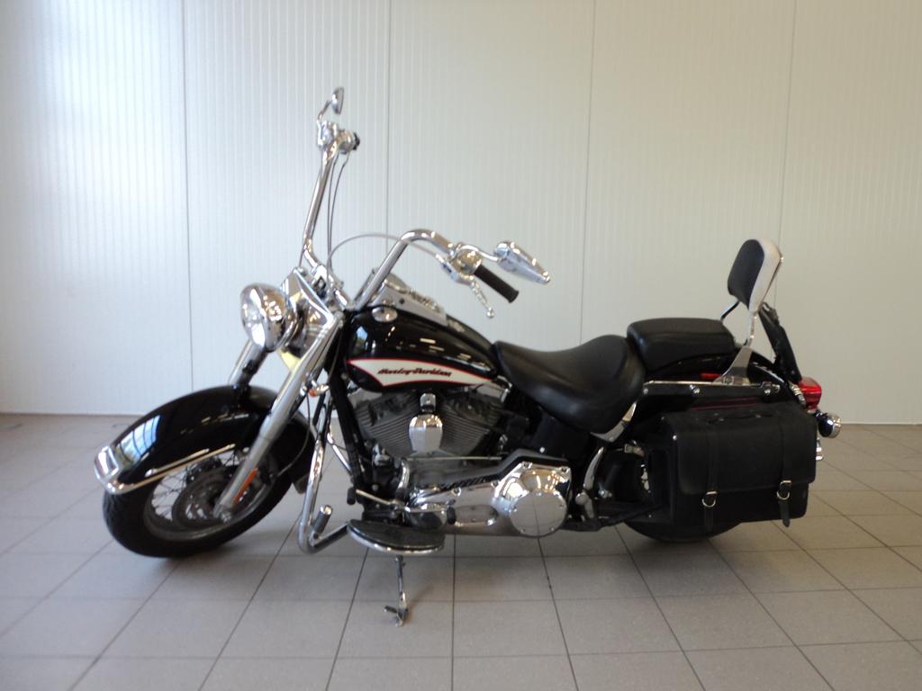 Harley-Davidson FLSTI Heritage Softail, 1500cc