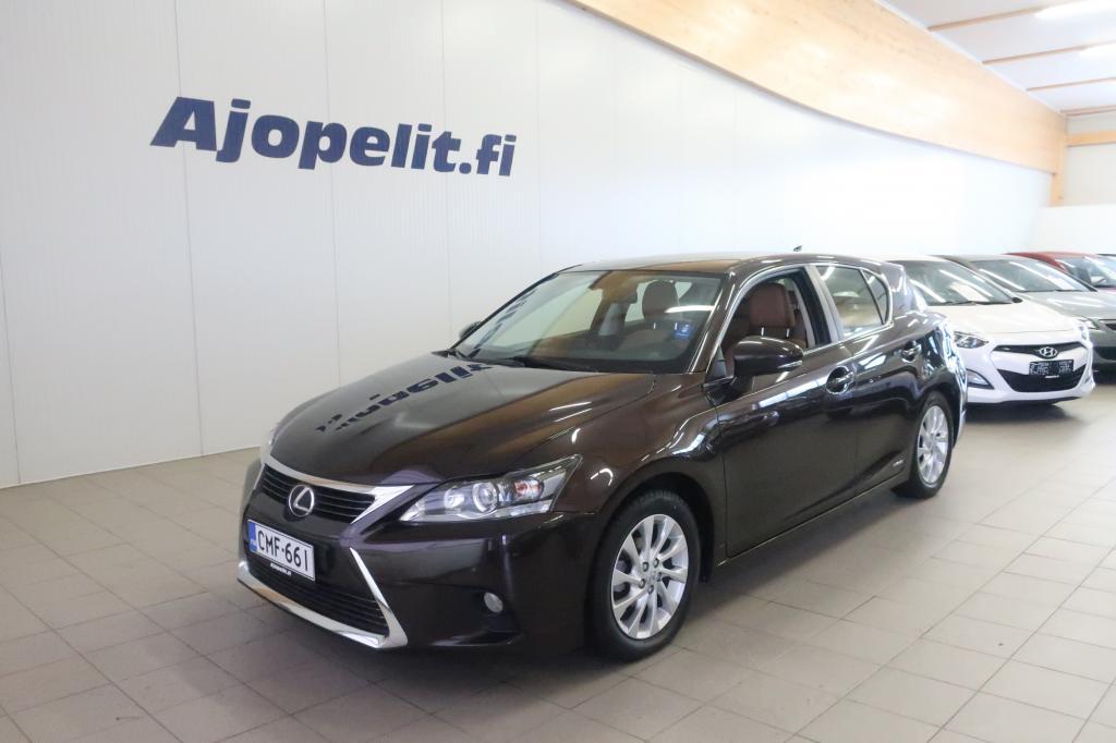 Lexus CT, 200 Hybrid A Comfort Business