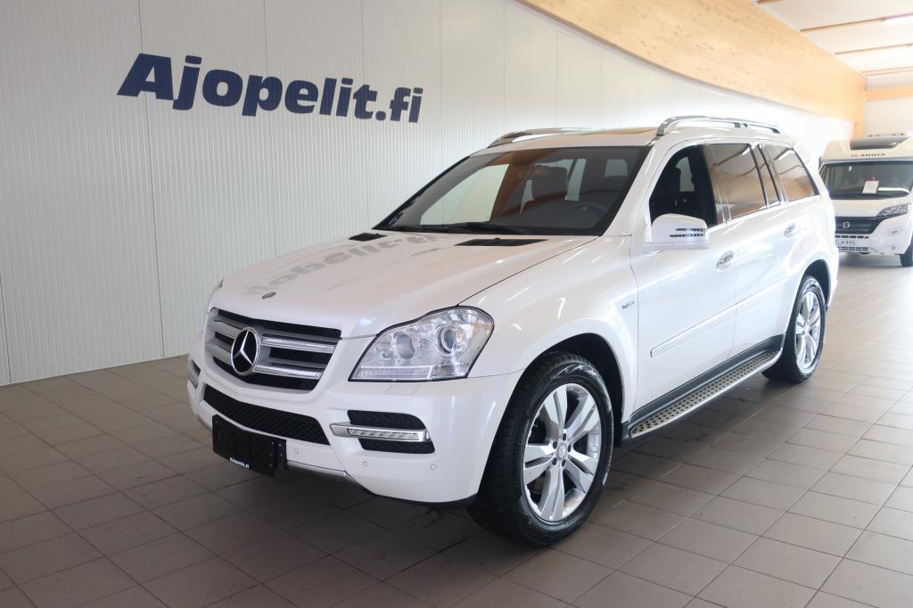 Mercedes-Benz GL, 350 CDi BE 4Matic 265 hv 7-h