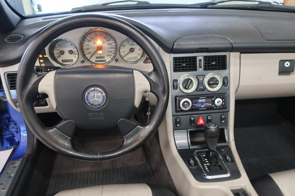 Mercedes-Benz SLK, 230 KOMPRESSOR Aut Roadster
