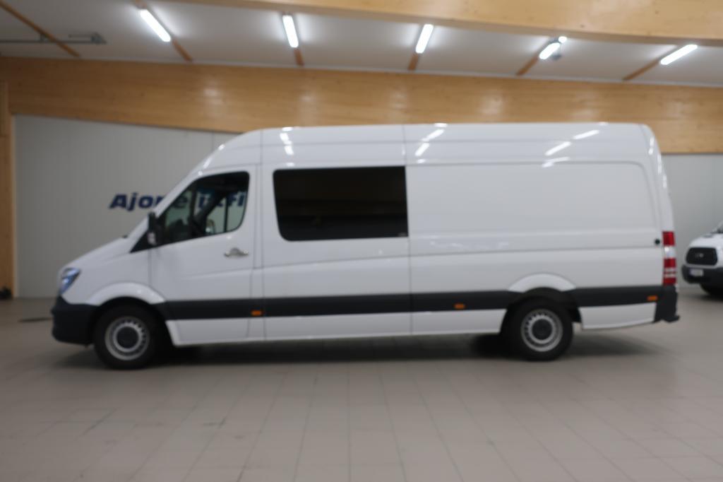 Mercedes-Benz Sprinter, 316 CDi A3 Pitkä Aut 2+4 Alhamo Design