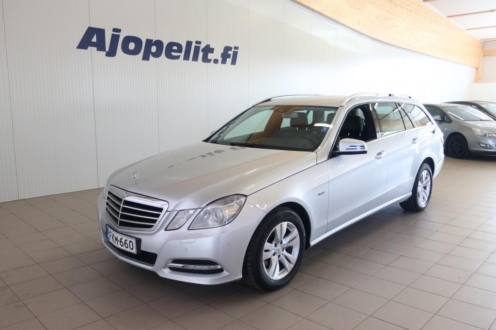 Mercedes-Benz E, 200 CDI BE T A Premium Business