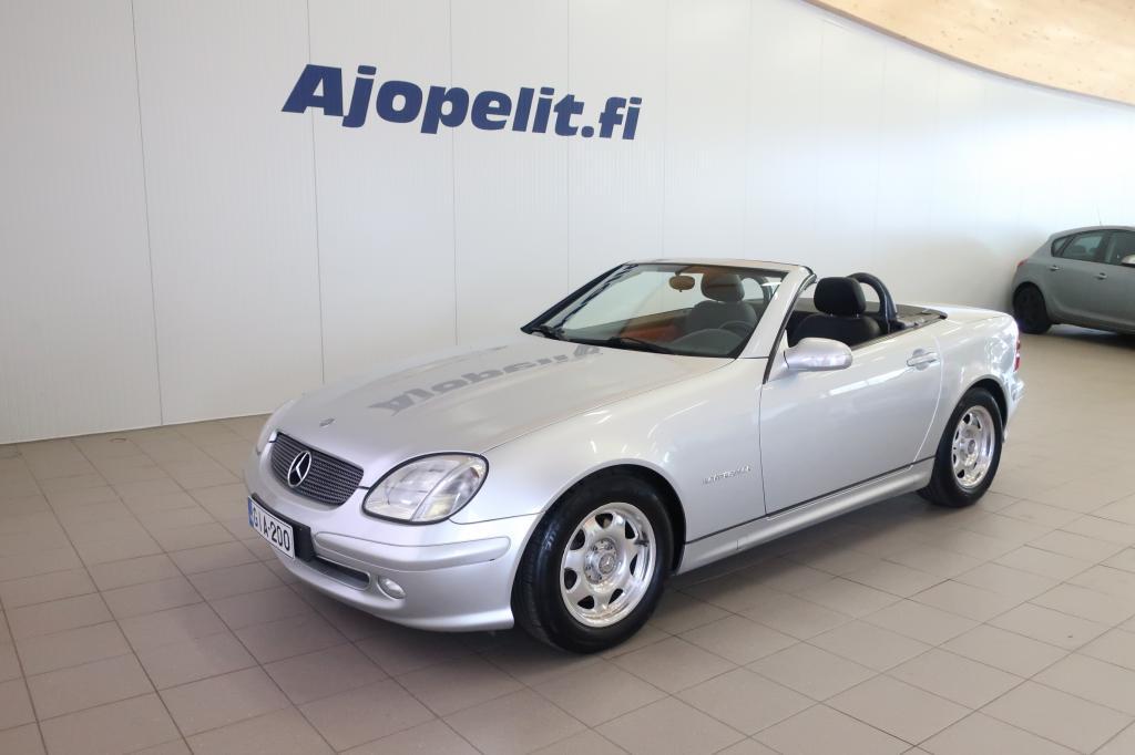 Mercedes-Benz SLK, 200 Kompressor Roadster Aut