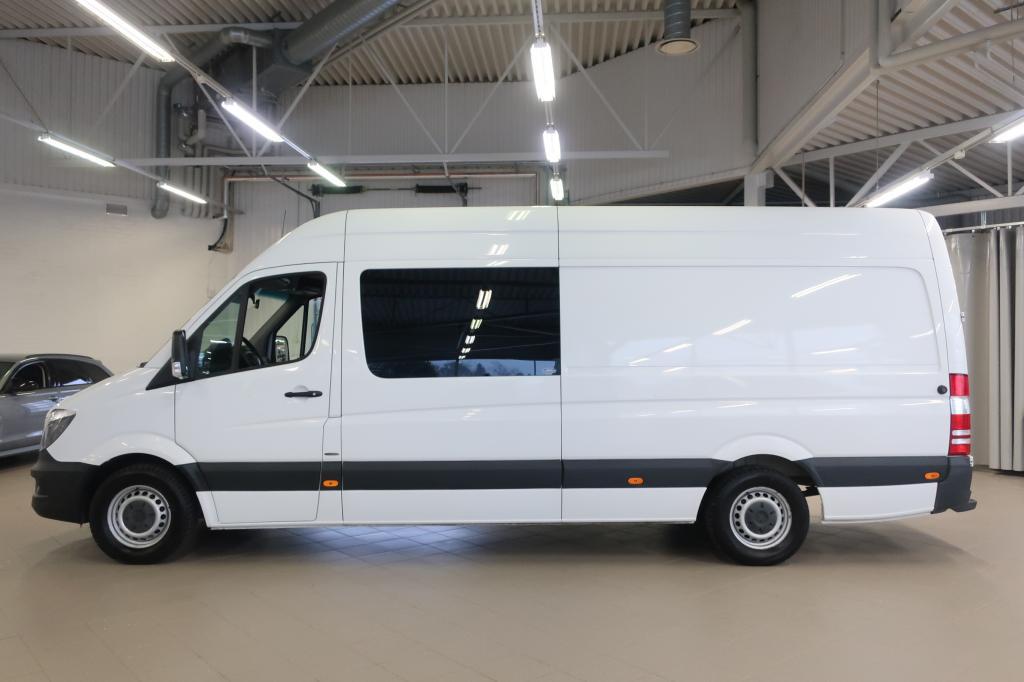 Mercedes-Benz Sprinter, 316 CDi 3+3 Alhamo Design