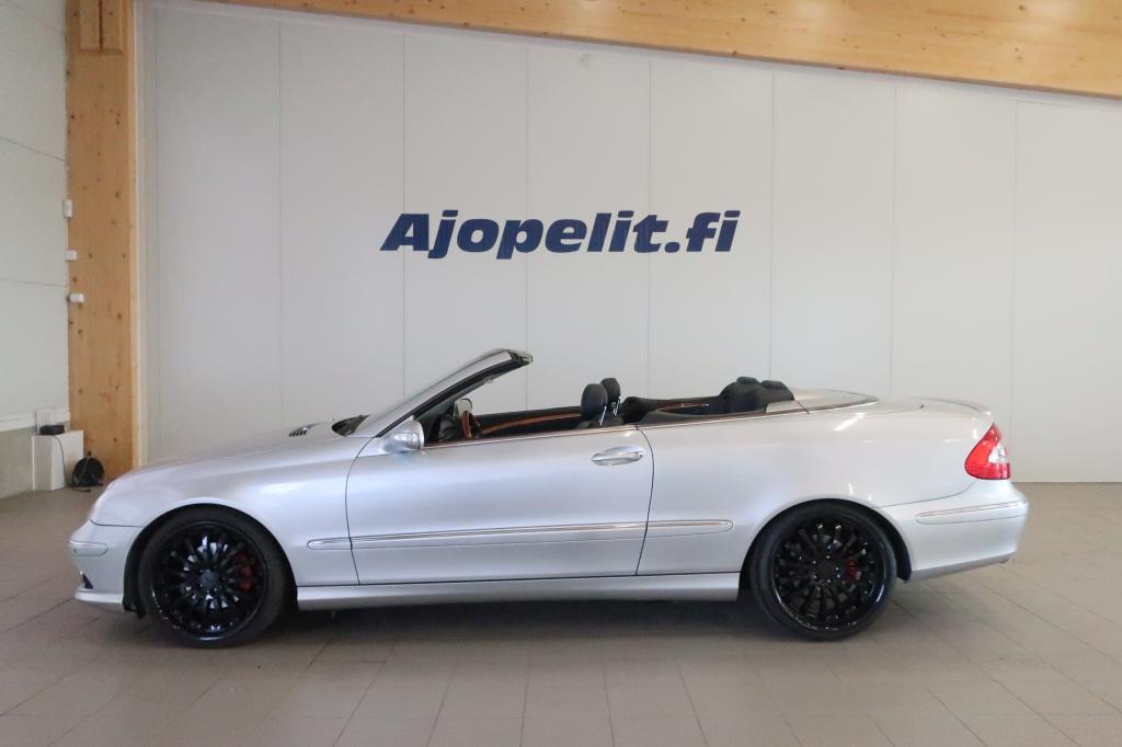 Mercedes-Benz CLK, CLK 320 Elegance Cabriolet Aut