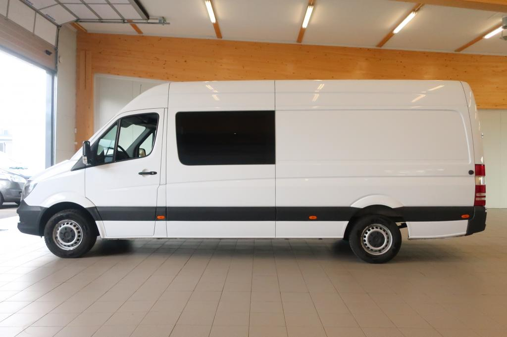 Mercedes-Benz Sprinter, 316 CDi BlueTec 7G-Tronic A3 2+4 Alhamo Design