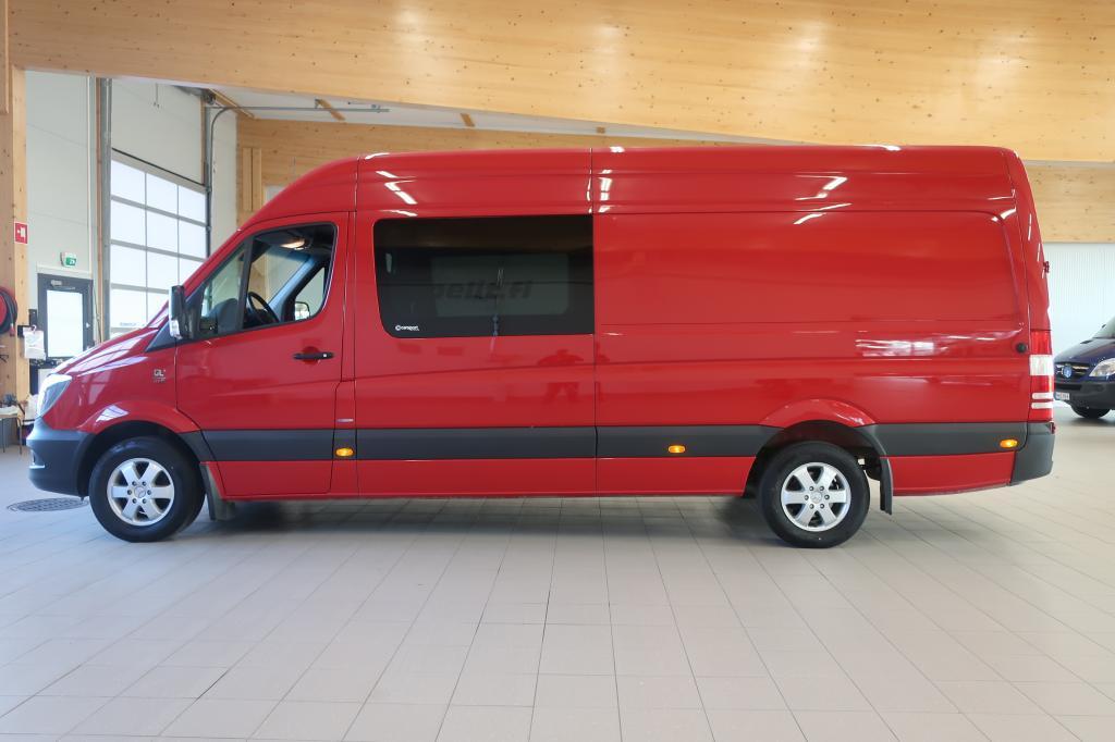 Mercedes-Benz Sprinter, 316 CDi BE 7G-Tronic 2+6 CarSport GL V.I.P.
