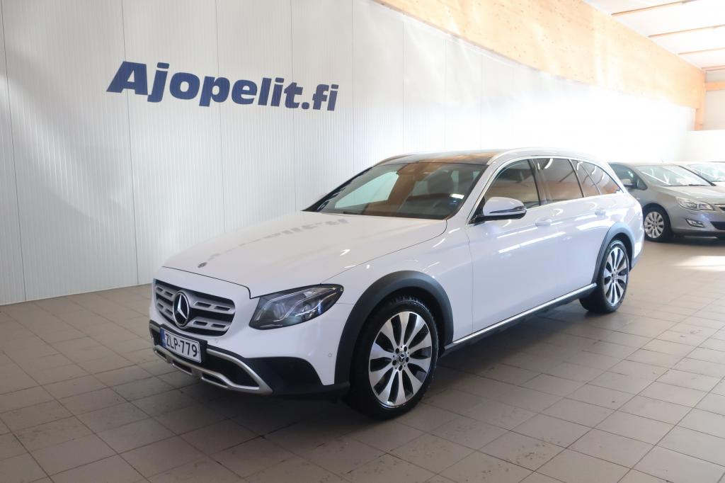 Mercedes-Benz E 220d, 4Matic T A All-Terrain