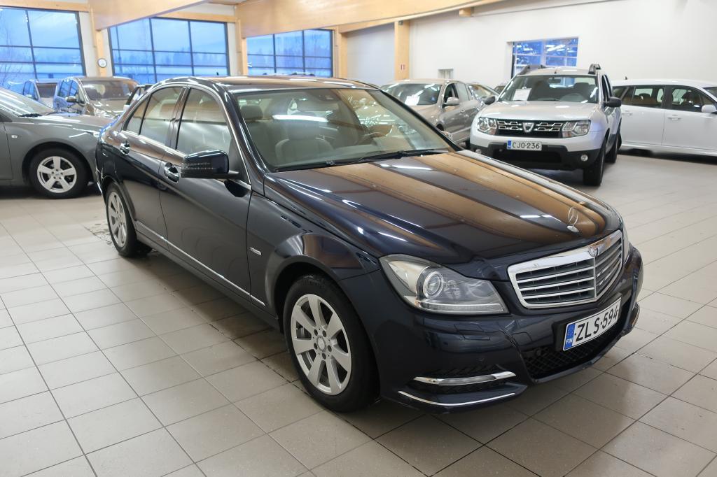 Mercedes-Benz C,  250 CDI 4MATIC Blue Efficiency