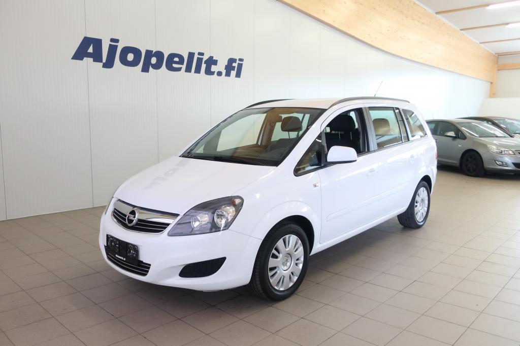 Opel Zafira, 1.6 Turbo EcoFlex 7h