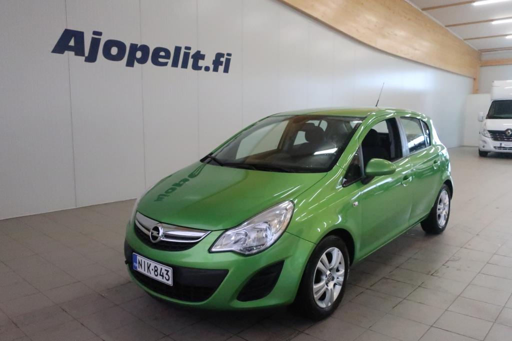 Opel Corsa, 1.2 Enjoy 5-ov