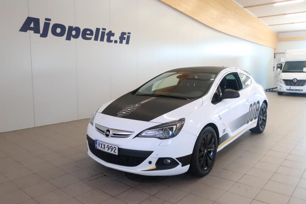 Opel Astra, GTC 200 1, 6 Turbo Start/Stop 147kW MT6