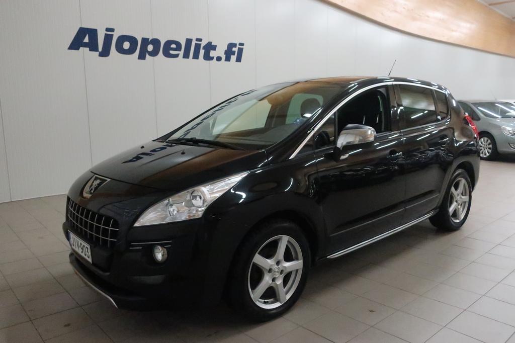 Peugeot 3008, Style e-HDi 115 FAP 2Tronic