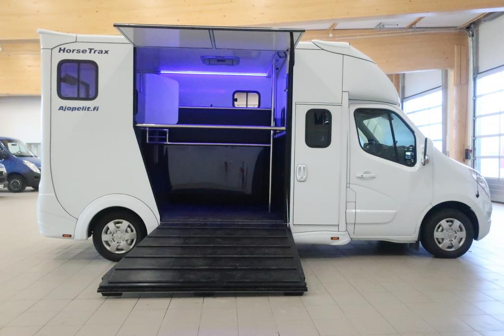 Renault Master, 2.3 dCi HorseTrax Medium