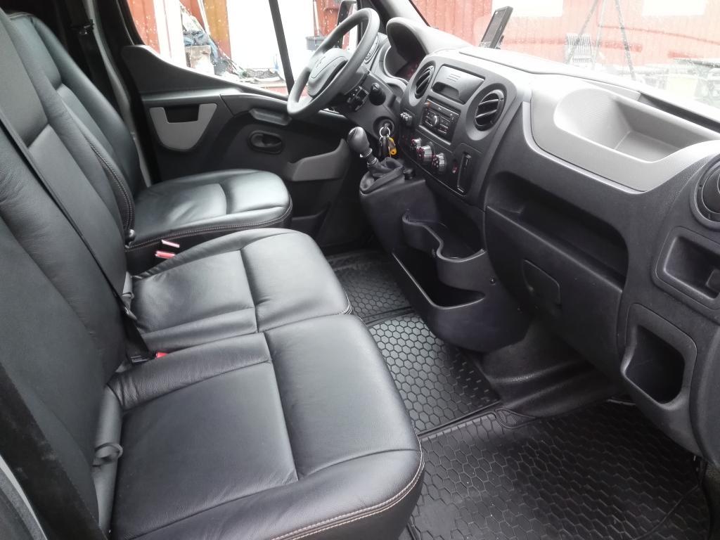 Renault Master, 2.3 dCi 145 hv P-auto