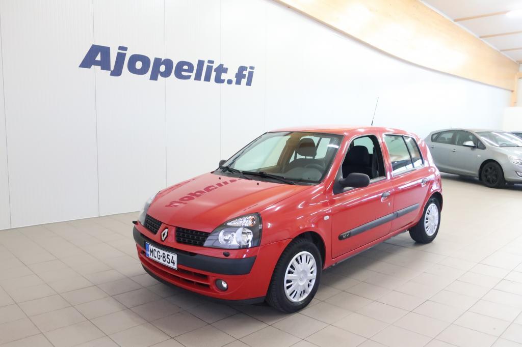 Renault Clio, 5D Hatchback 1.2 16V