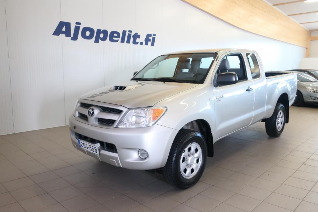 Toyota Hilux, PICKUP EXTRA CAB 2.5D-4D -4X4