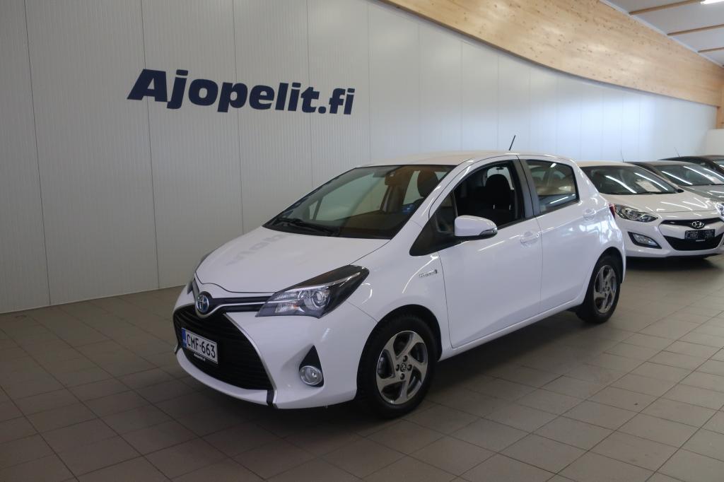 Toyota Yaris, 1.5 HSD Active