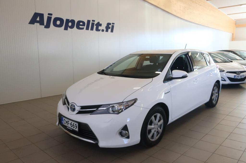 Toyota Auris, 1.8 HSD Active Edition
