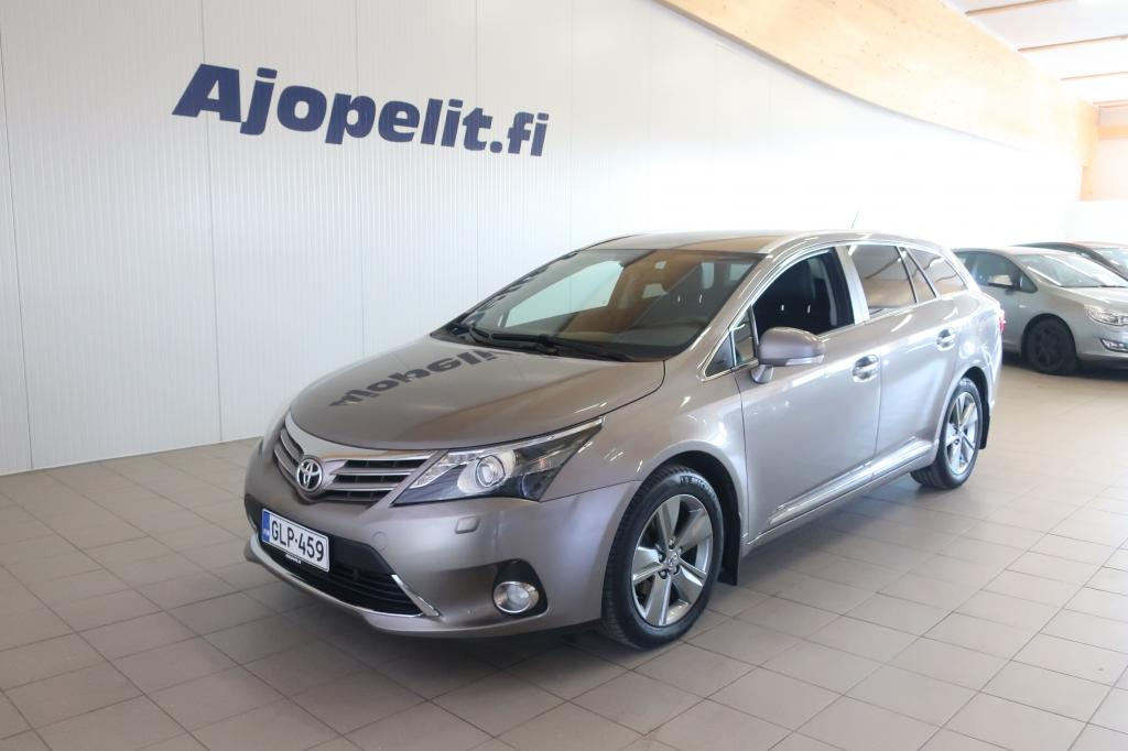 Toyota Avensis, 2, 0 D-4D DPF Active Edition Wagon
