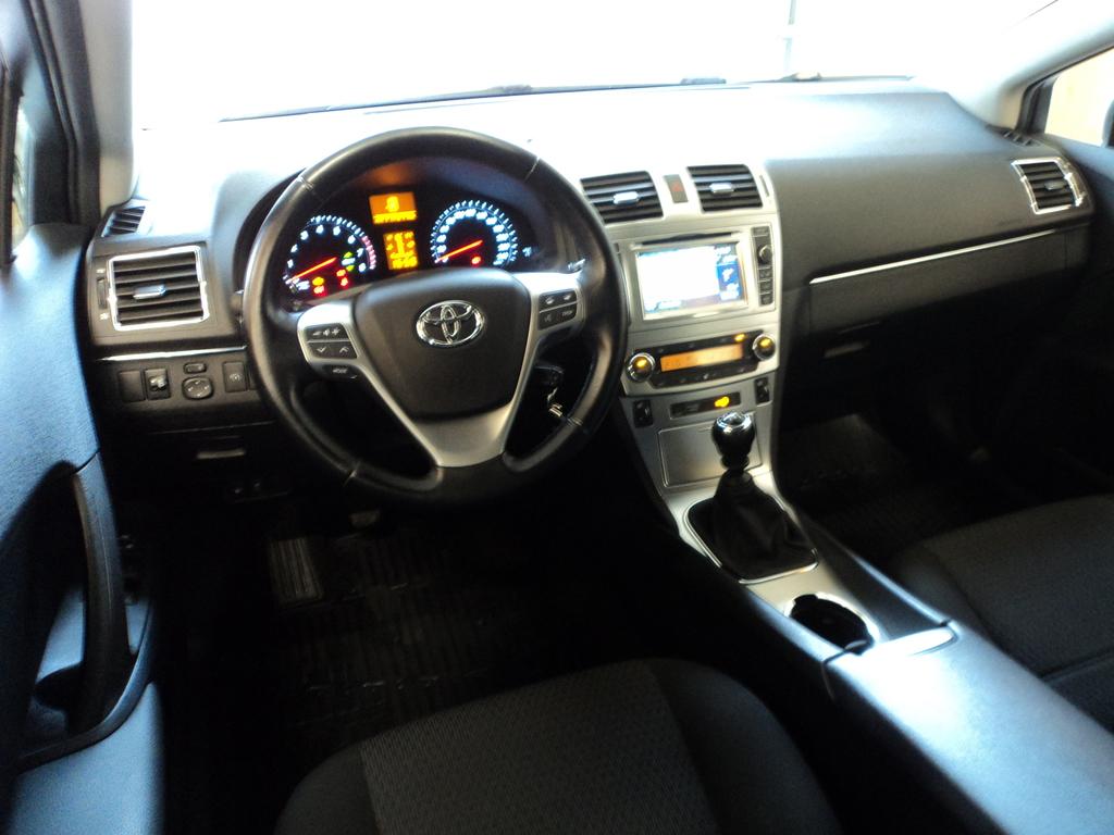 Toyota Avensis, 2, 0 Valvematic Linea Sol Wagon