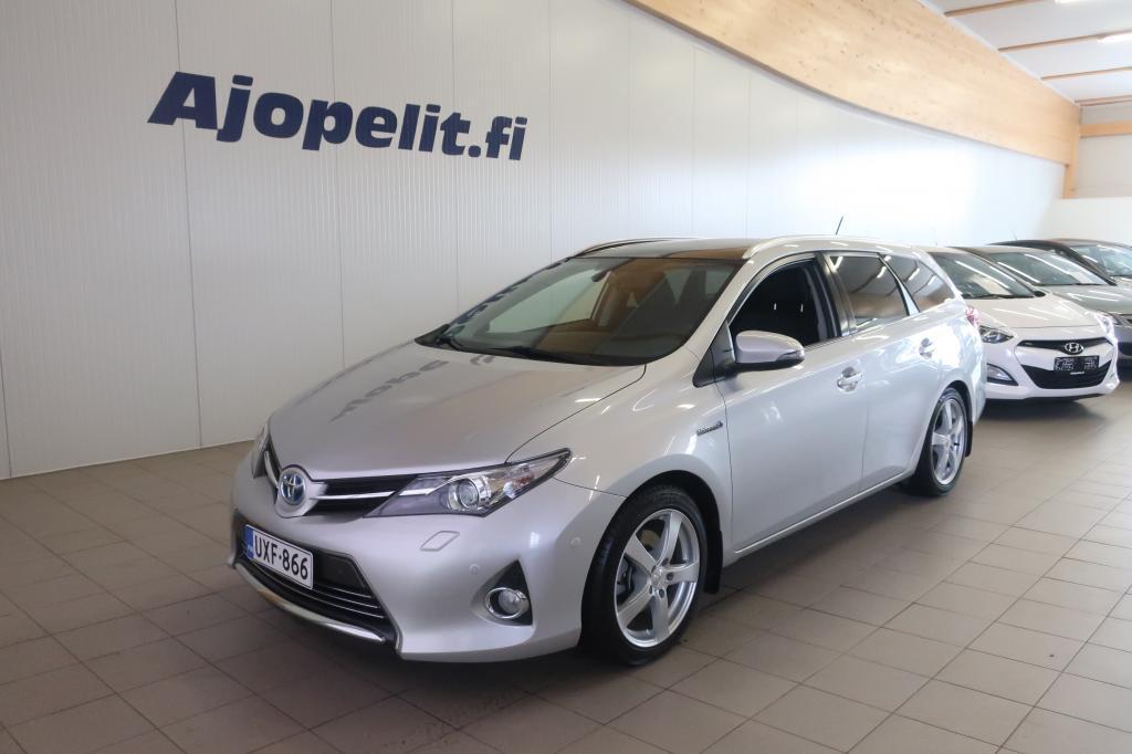Toyota Auris, Touring Sports 1, 8 Hybrid Premium