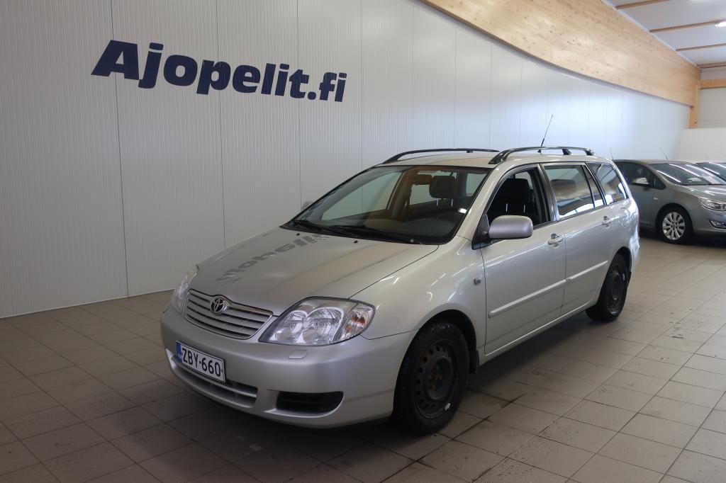 Toyota Corolla,  1.6 VVT-i STW