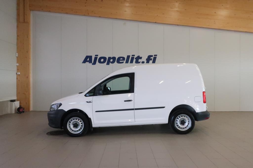 Volkswagen Caddy, 2, 0 TDI 75kW 2501kg PRO