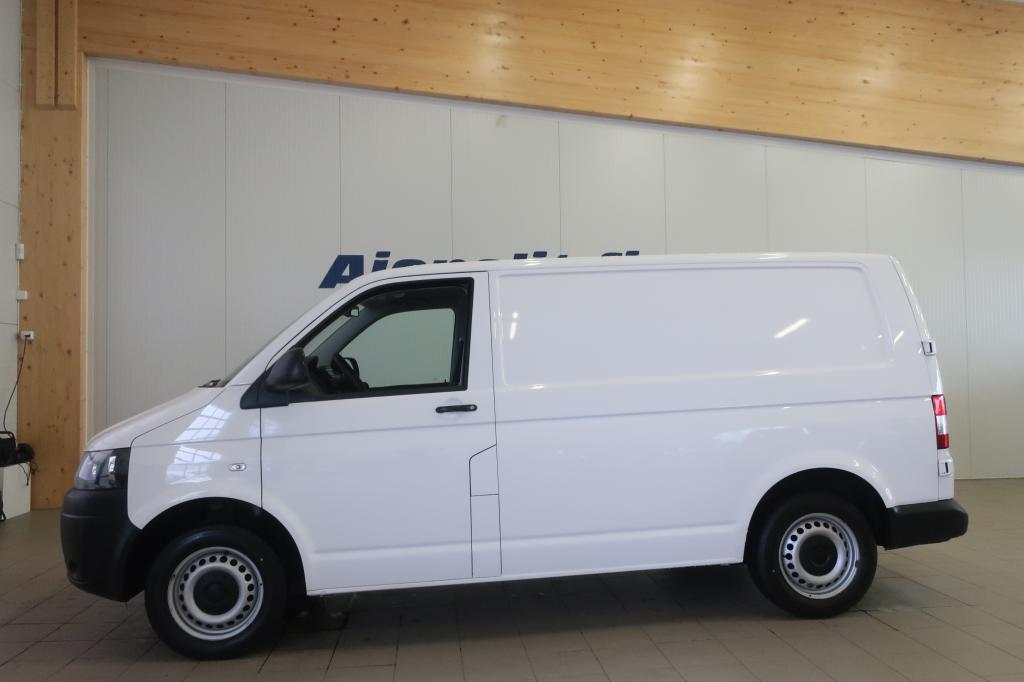 Volkswagen Transporter, 2, 0 TDI 62 kW BlueMotionTechnology Classic