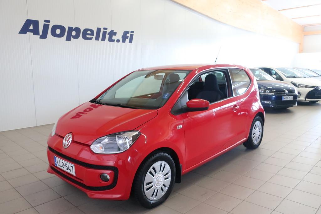 Volkswagen up!, move up! 1, 0 44 kW (60 hv) BlueMotion Te