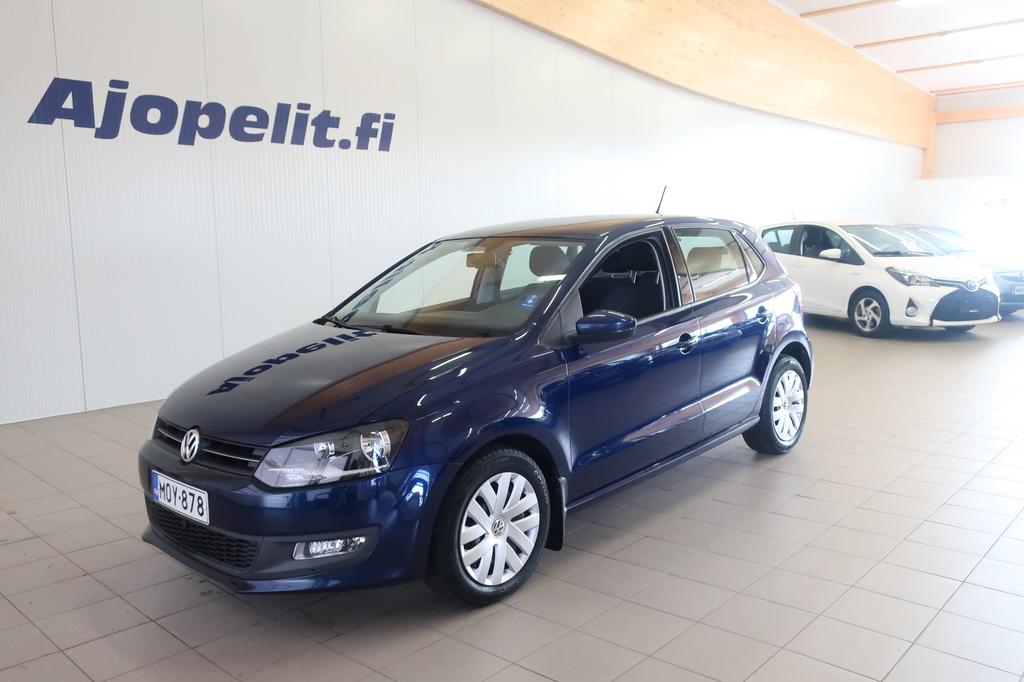 Volkswagen Polo, Comfortline 1, 4 63 kW (85 hv)