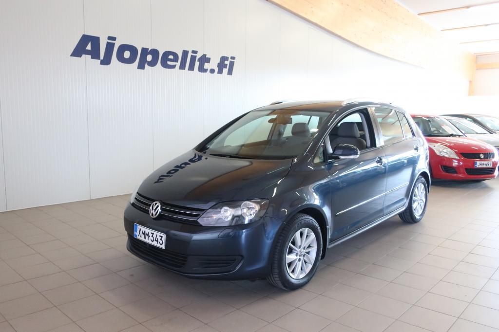 Volkswagen Golf Plus, Comfortline 1, 6 TDI 77 kW (105 hv) BlueMotion Technology DSG-automaatti