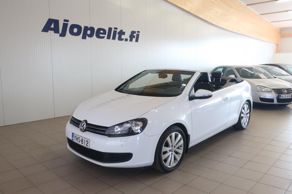 Volkswagen Golf, Cabriolet 1, 4 TSI 118 kW (160 hv) DSG-automaatti