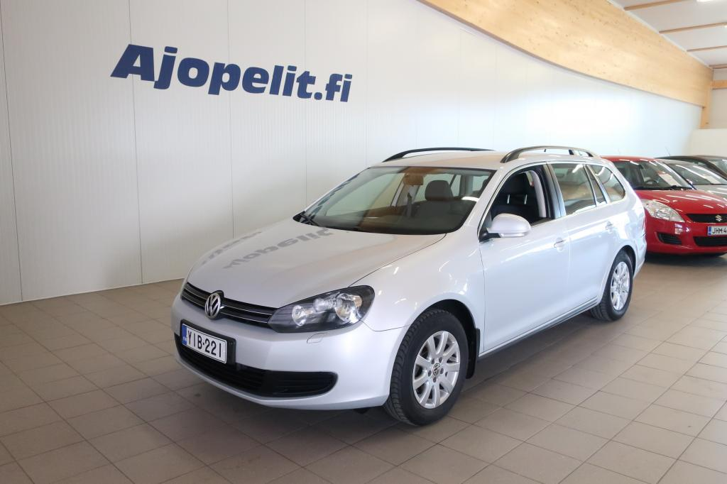 Volkswagen Golf, Variant Comfortline 1, 2 TSI 77 kW (105 hv) Bluemotion Technology
