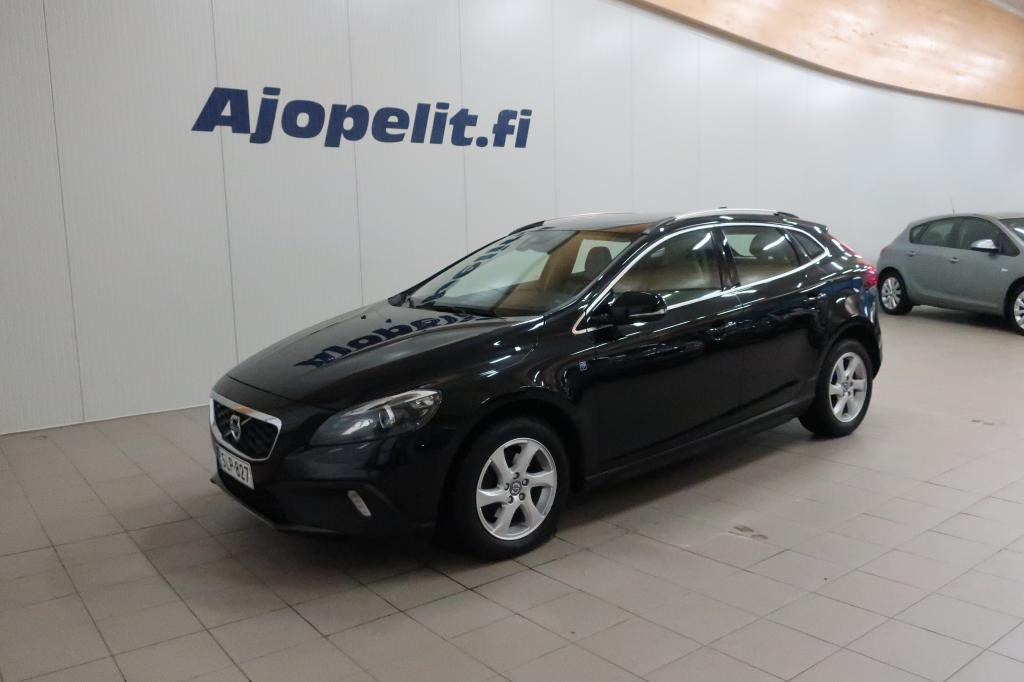 Volvo V40 Cross Country, D2 Ocean Race Business aut