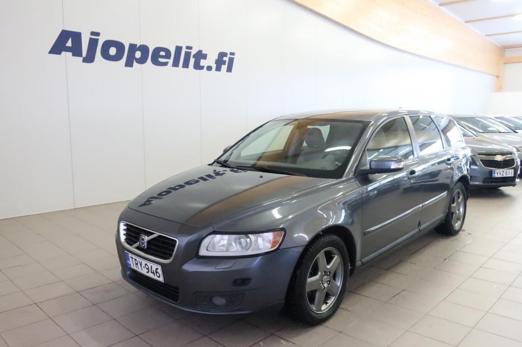 Volvo V50, 1, 8 (125 hv) Platinum man