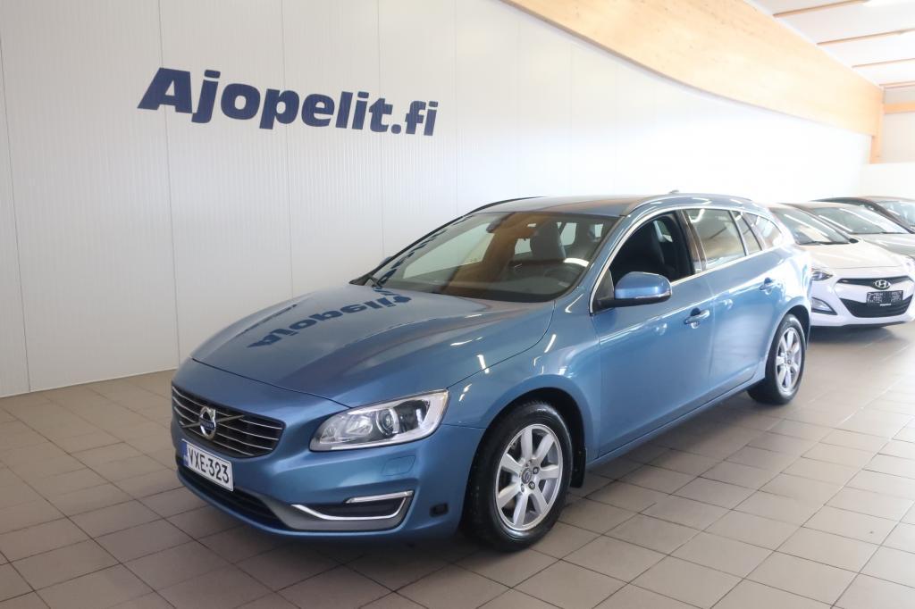 Volvo V60, D3 Business aut