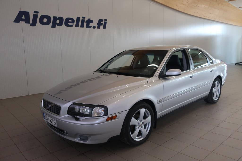 Volvo S80, 2.4 170 hv Classic Aut