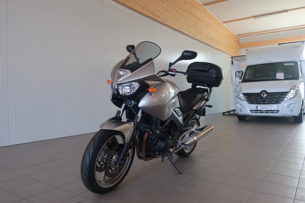 Yamaha TDM 900, ABS