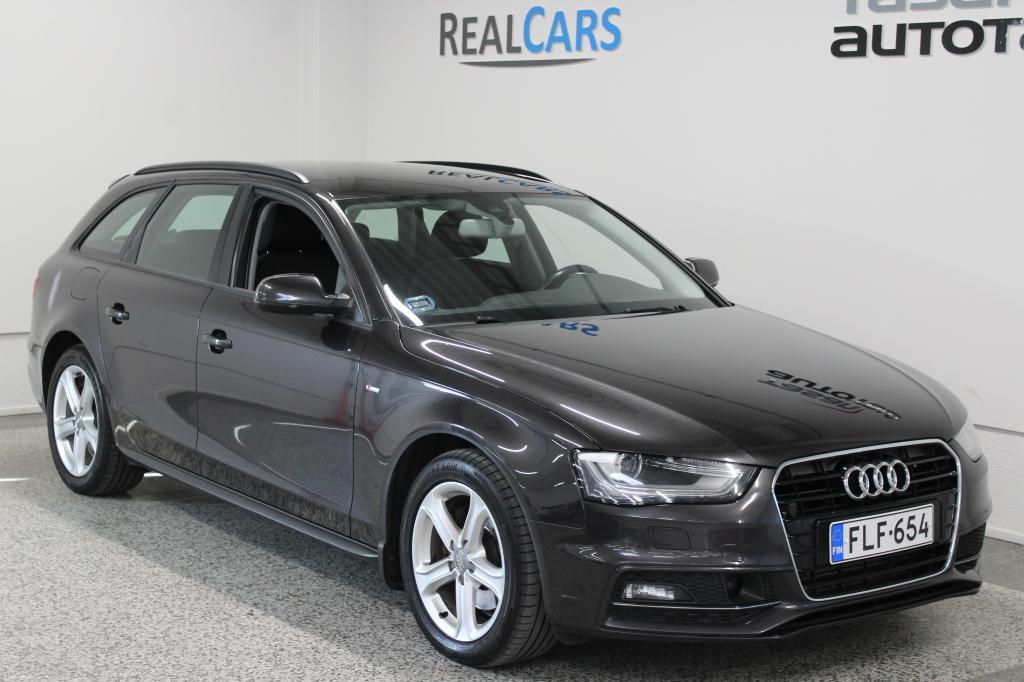 Audi A4 Avant Avant 2, 0 TDI 110 kW multitronic*webasto*Xenon*Koukku*S-line*