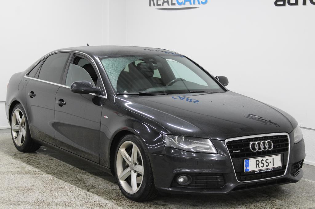 Audi A4 Sedan 3, 0 V6 TDI DPF quattro Autom. *S-line,  Webasto*