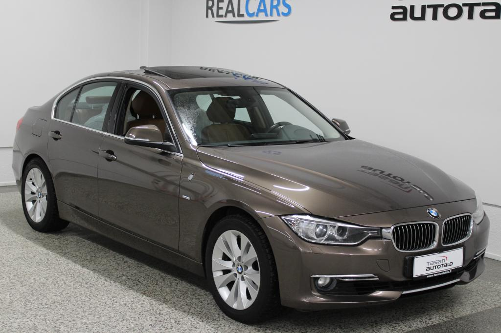 BMW 328 F30 Xdrive TwinPower Turbo Luxury