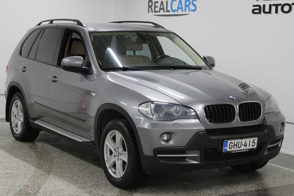 BMW X5 3.0d 5d A 173kw 7h WEBASTO
