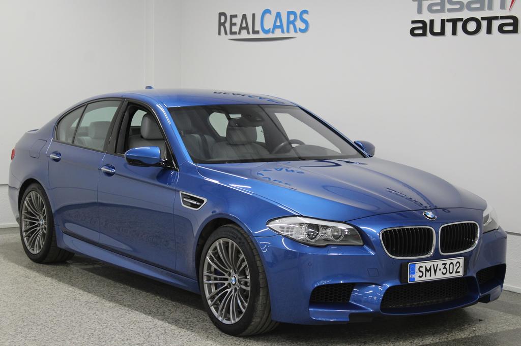 BMW M5 F10 4.4 V8 Aut
