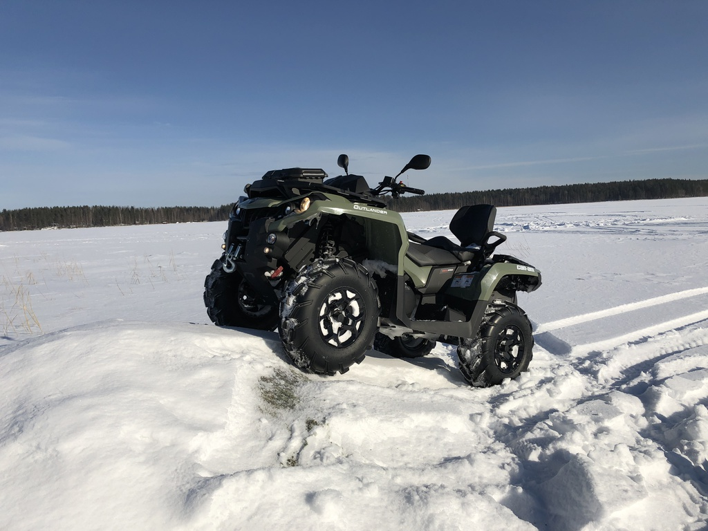 Can-AM Outlander Max 570 Pro 60 km/h T3B