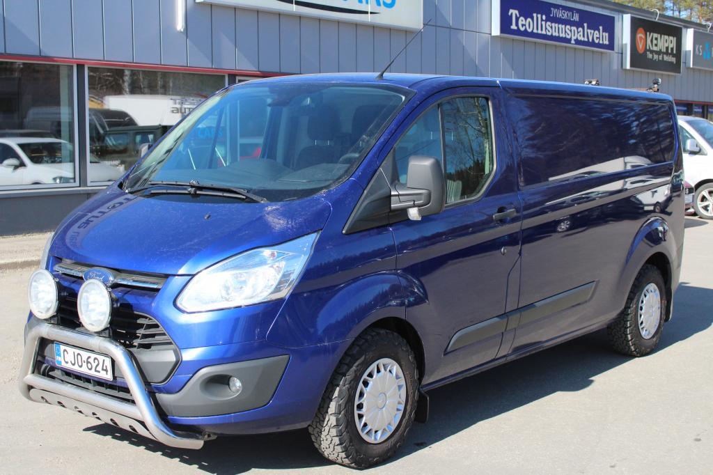 Ford Transit Custom 2.2 tdci 125hv L2H1 *webasto*