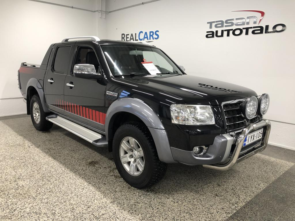 Ford Ranger 3.0 TDCi Wildtrack Double Cab 5h sis.alv