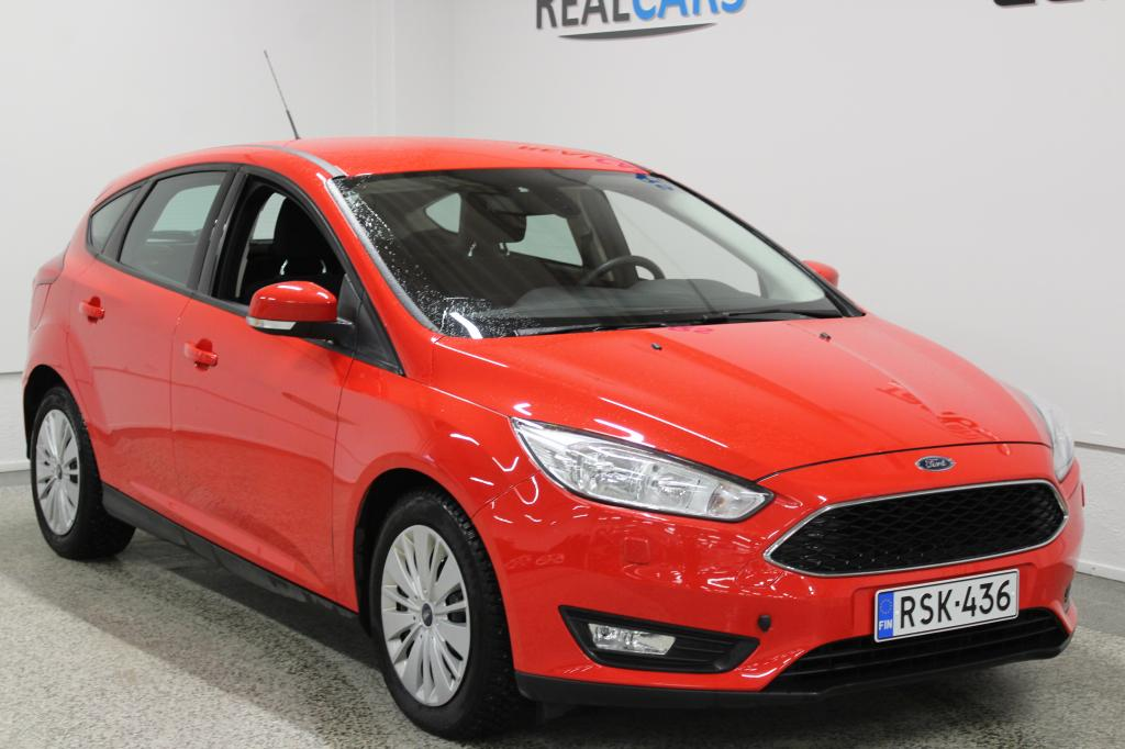 Ford Focus 1, 0 EcoBoost 125 S/S A Trend 5ov